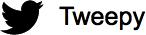 Tweepy